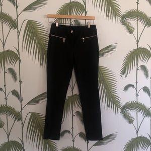 Michael Kors Black stretch pant